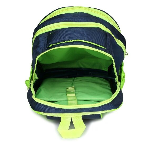 52a559e5530a Lutyens Blue Yellow School Bag II Backpack II Multiuse bag II Smart Tuition  Bag (19 Ltr) (Lutyens 229)