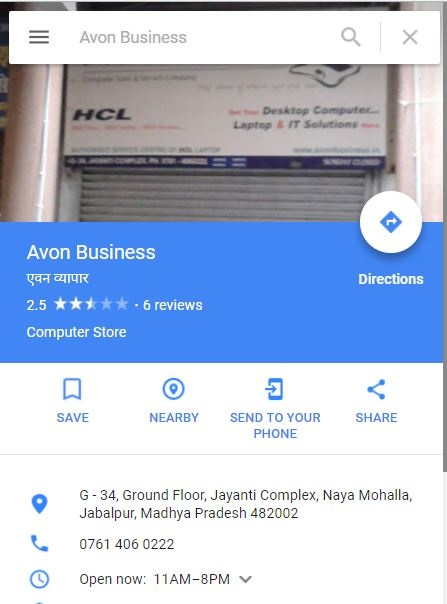 Where is the Lenovo mobile service centre in Jabalpur? - Quora