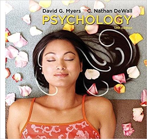 Exploring Psychology 8th Edition Pdf