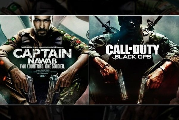 why do bollywood copy their movie posters from hollywood
