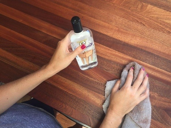 I Go More In Depth About Cleaning Butcher Block Countertops Over On My Blog.