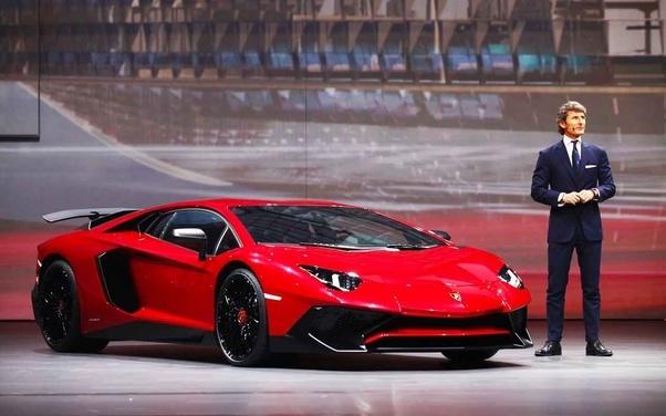 All Lamborghini Names Autoblog