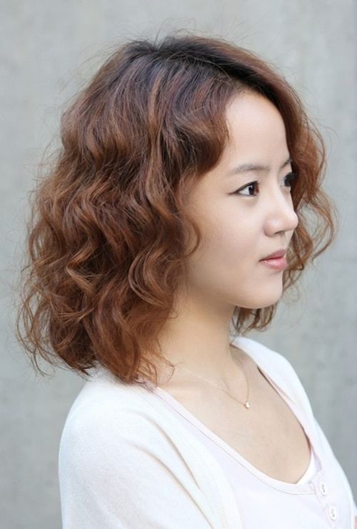 Is it rare for East Asians to have naturally curly hair ...