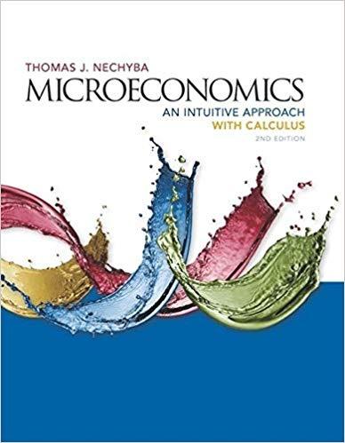 answers to microeconomics problems goolsbee
