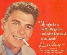 Obama Smoking Cigs