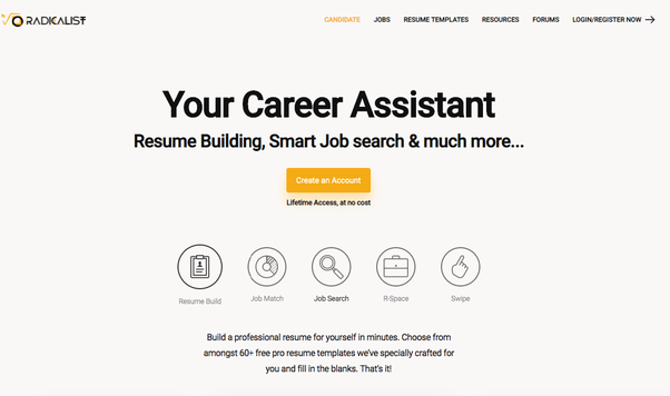 What Is The Best Website For Making An Online CV Free