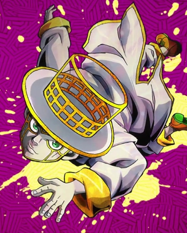 What kind of stand from the Canon of JoJo's Bizarre Adventure would