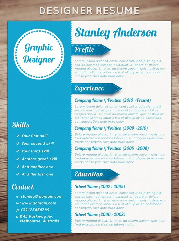 Is a creative CV an acceptable CV Quora