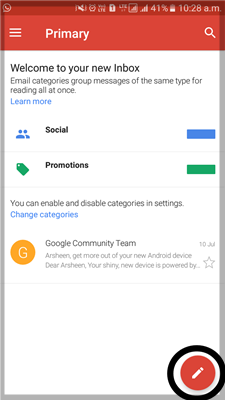 How to send an email to someone from my phone - Quora
