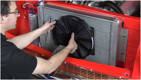 How To Troubleshoot The Problem When The Radiator Fan Of