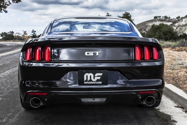 Is there any way to make a Mustang EcoBoost to sound like a
