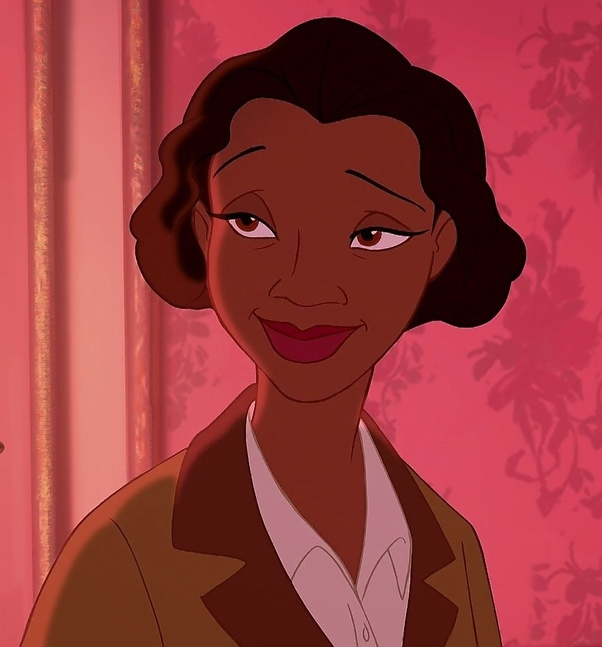 Are There Any Dark Black Skinned Characters In Disney Fairy Tales