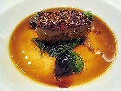 foie Gras khas perancis dari hati angsa