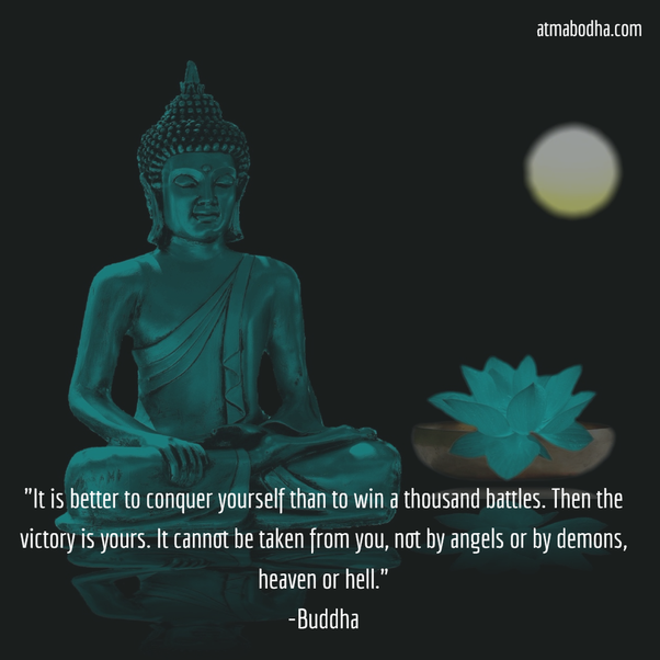 Real Buddha Quotes Mesmerizing What Are Some Of The Most Inspiring Buddha Quotes  Quora