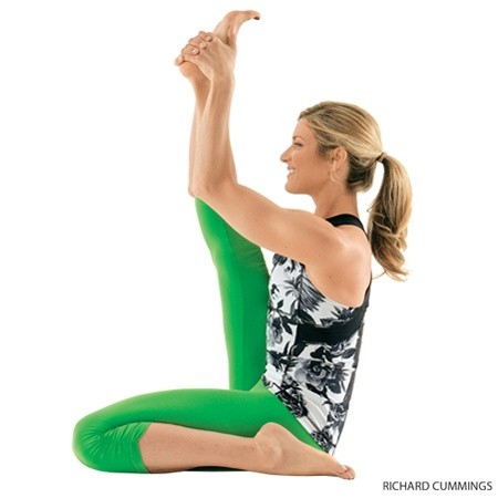 what asanas and yoga's should i follow to cure flat foot