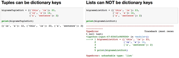 What are the differences between tuples and lists in Python