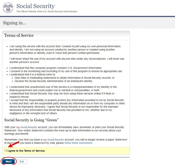 Should A Change Of Address Be Notified To The Social Security Office