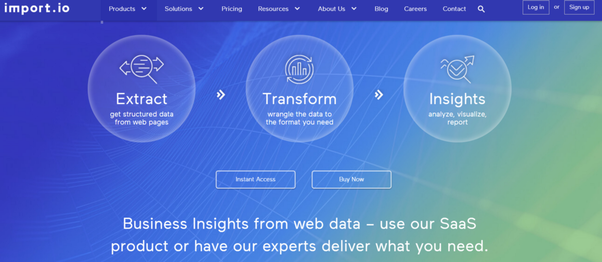 What are some of the best web data scraping tools? - Quora