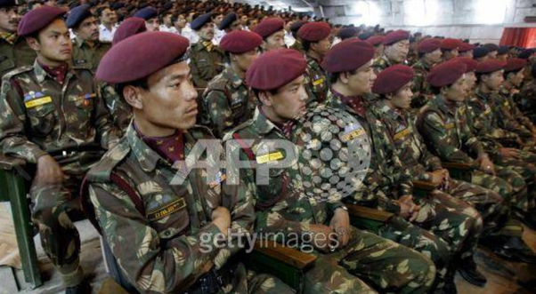 A fresh look at the Tibetan Resistance Movement in India. The Vikas Regiment of Special Frontier Force.