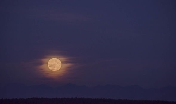 What are the rest of the Full Moon names and dates in 2019