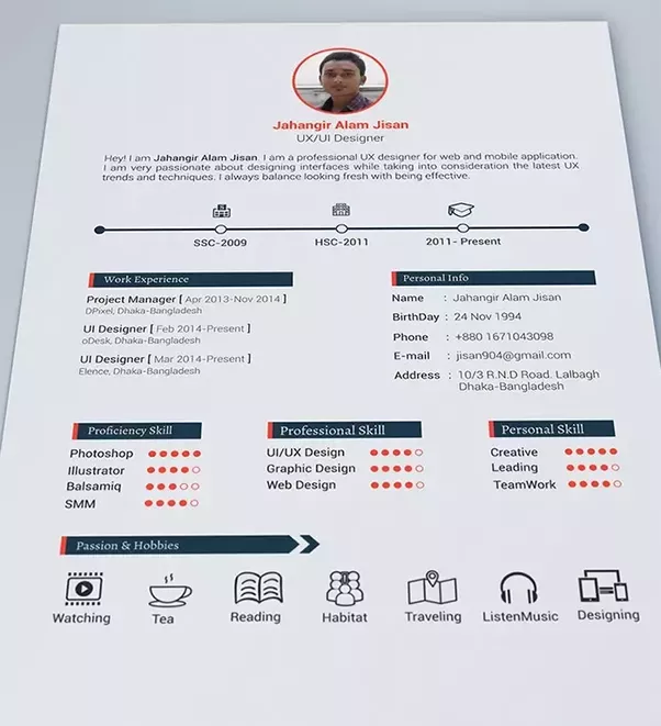 It Is Easy To Read, It Is Descriptive, You Can Easily See All The Key  Skills There. Although, You May Need To Add More Details To Your Working  Experience ...