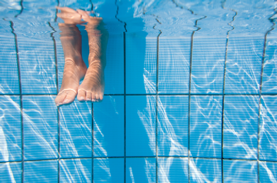 Are swimming pool tiles smooth or rough? - Quora