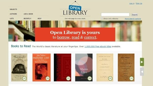 Which websites are offering free ebooks for download in pdf format the open library has more than 1 million free e books available this library catalog is an open online project of internet archive and allows users to fandeluxe Images