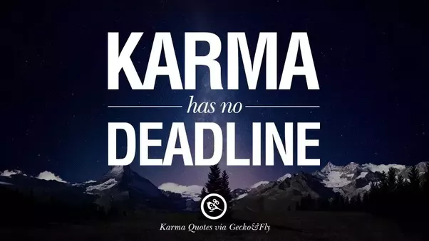a explain the relationship between karma kamma This concept is closely related to the ideas of karma and nirvana in buddhist  teaching, the reason samsara exists is that people fixate on.