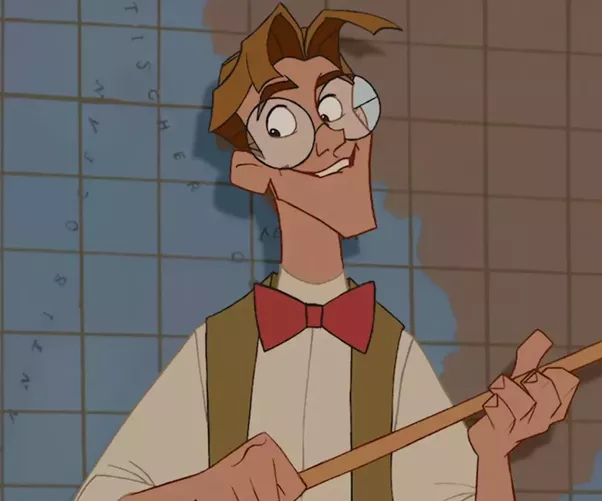 Cartoon Characters W Glasses : Are there any disney characters who wear glasses quora