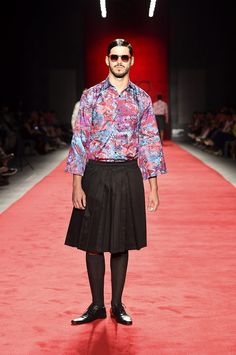 bb34661a Should men wear ladies dresses? - Quora
