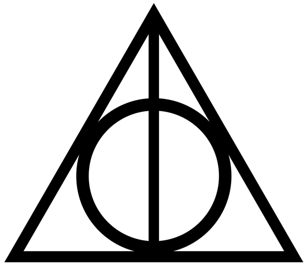 What Do You Think About Deathly Hallows Sign In Harry Potter Books