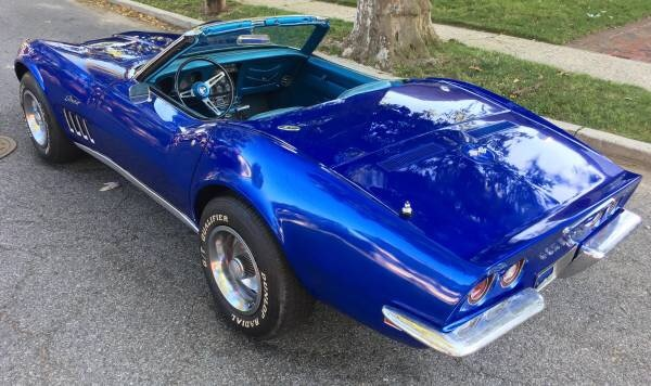 I have been wanting a '69 shark nose Corvette for 30 years