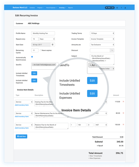 Is There Any Free App That Provides Modern Invoice Templates Quora - Send invoice app