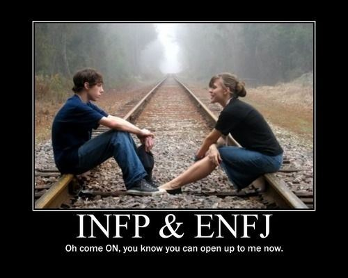 Dating an infp girl