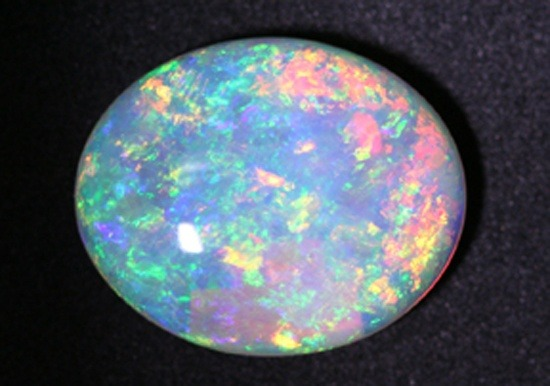 opal australian red opals stone unset gem color natural gemstone multi carat black