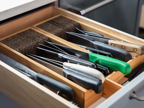 to store kitchen knives what is the best way to store kitchen knives quora
