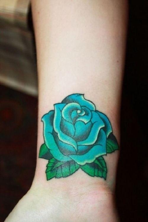 What are some unique rose tattoo designs? - Quora