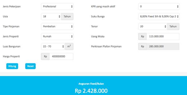 Menurutmu bisakah membeli rumah di Jakarta dengan gaji di ...