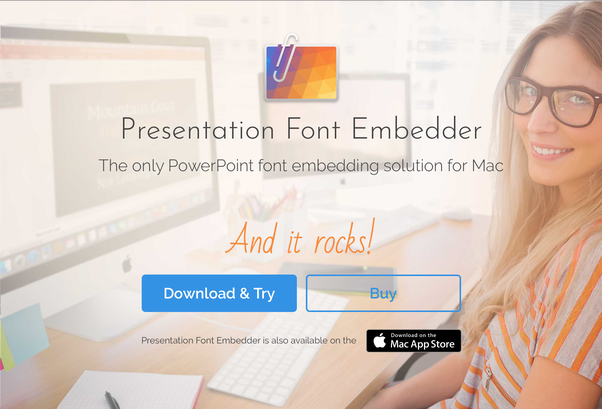 How Do I Embed Fonts In Powerpoint For Mac