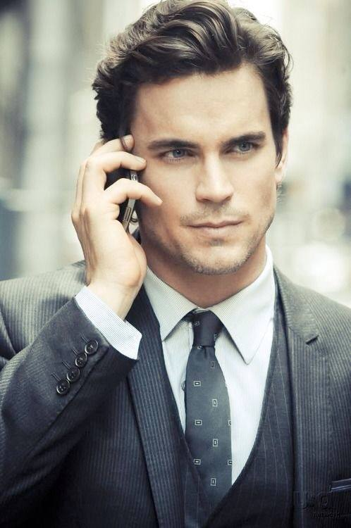 grey hair styles pictures how to be charismatic like neal caffrey from white collar 7471