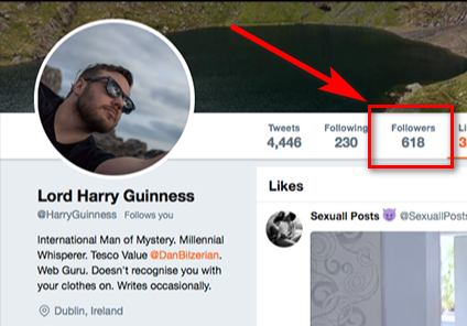 How to see the exact number of my followers on Twitter - Quora