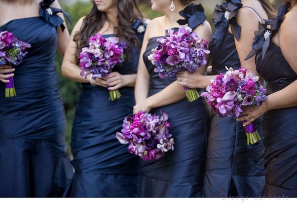 Does navy blue and a dark purple go together? - Quora
