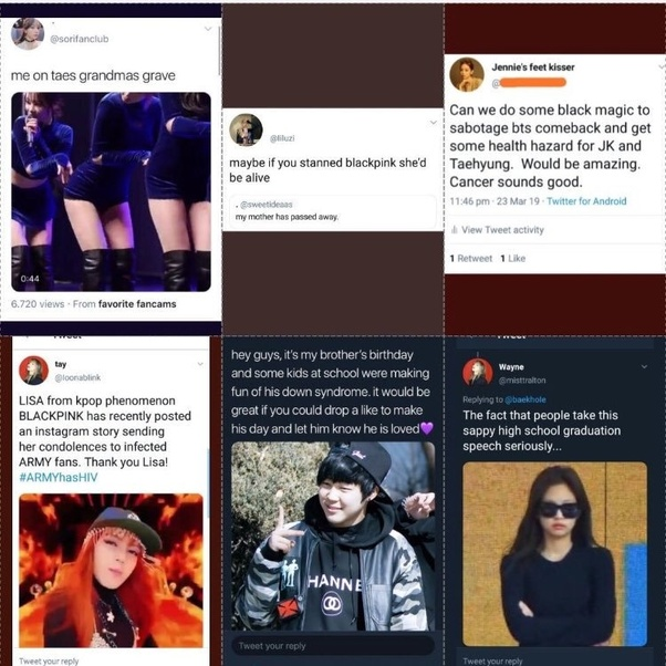 Why are BTS (Army) and Twice's (Once) fandoms so toxic? - Quora