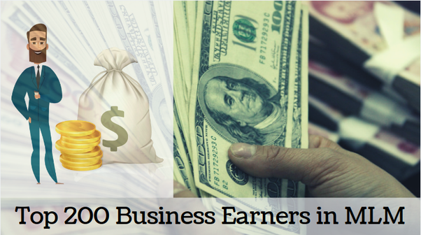 International Direct Selling Company Top Money Earners In Mlm – Lugplast
