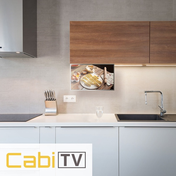 Under Cabinet Kitchen Tv Best Buy: What Are The Best Under Cabinet TVs For Your Kitchen?