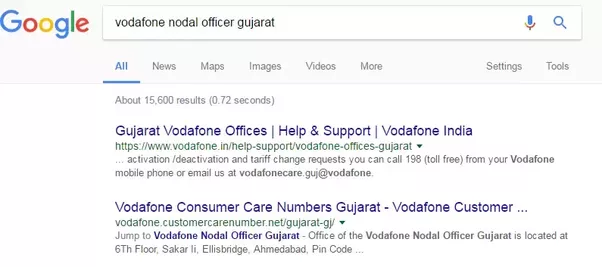 How to deactivate a vodafone postpaid connection in india quora below are screen shots of google search for your reference spiritdancerdesigns Image collections