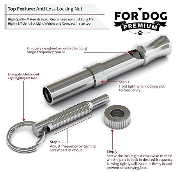 Best Dog Whistle For Recall