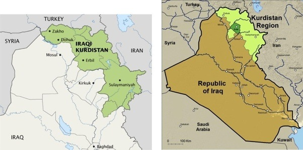 Why should kurdistan become an independent country quora such referendum will be profitable neither for kurdistan nor for the other sides sciox Image collections