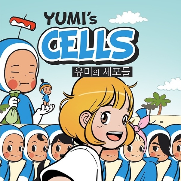 Which webtoons are the best for learning the beginner-level
