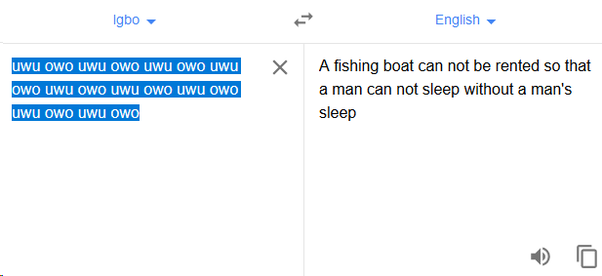 What Are The Funniest Google Translate Mistranslations You Ve Experienced Quora